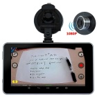 "TiaiwaiT 7 ""HD 1080p Android do GPS do carro DVR w / AVIN, 16GB ROM, US + CA Mapa"