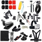 Pro 48-in-1 Hot Outdoor Sports Camera Accessories Kit For GoPro Hero 4 / 3+ / 3 / 2 / SJCam / Xiaoyi