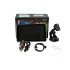 "TiaiwaiT 7"" HD 1080P Android Car GPS DVR w/ AVIN, 16GB ROM, EU Map"