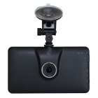 "tiaiwait 7"" HD 1024x600 Android автомобиль GPS DVR ж / нас + карта ца"