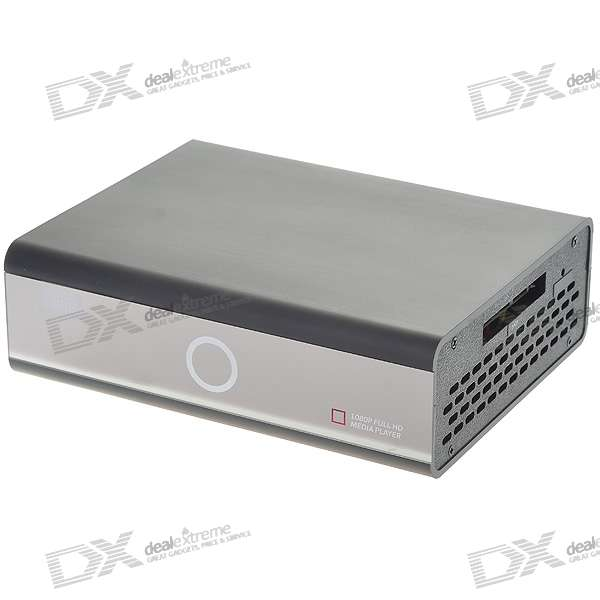 S9 1080P Full HD Network BD Media Player w/ HDMI/Optical/DTS/LAN