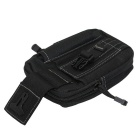 Outdoor multifunzionale resistente all'acqua Vita Bag - Nero