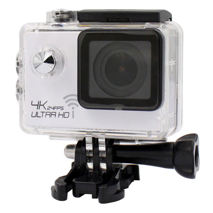170' Wide Angle Waterproof Sports Camera Camcorder