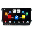"9"" HD Android4.4 RK3318 Quad-Core Car DVD Player w/ 1GB DDR3, 16GB, Radio, GPS, BT for Volkswagen"