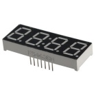 4-Digit 14-Pin Time Display Common Anode 0.56 Inches Digital Tube Display Module for Arduino