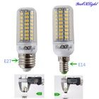 YouOKLight E27 5W LED Corn Bulb Lamp Cold White Light 72-SMD 5730