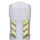 MZ H4 P43T 8W Carro LED Faróis / Daytime Running Light / Driving Lamp Branco 42-4014 SMD 420lm