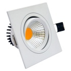JIAWEN 4W 0~360lm 3200K Warm white Dimmable Anti-glare COB LED Ceiling Light (AC 85-265V)