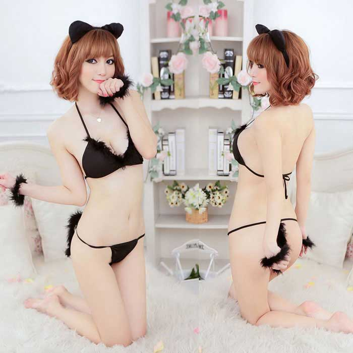 Cat Girl Clothes