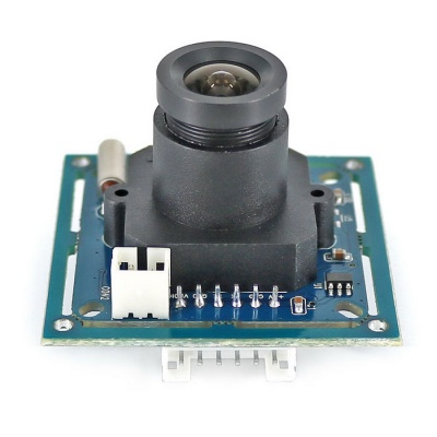 Uart TTL Serial Digital Camera Module w/ 640x480 Pixels for Arduino