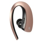Wireless Single In-ear Stereo Sport Bluetooth 4.1 Music Earphone w/ Hands-free, Mic - Rose Golden