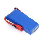 7.4V 2000mAh 25C Lipo Battery for Syma X8C RC Quadcopter Helicopter Banana Connector - blue