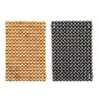 3mm 432PCS Magnetic Balls DIY Puzzle Toy - Golden + Silver Black
