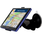"junsun 7"" HD Capacitive Screen Win CE Car GPS Navigator w/ RU Map"