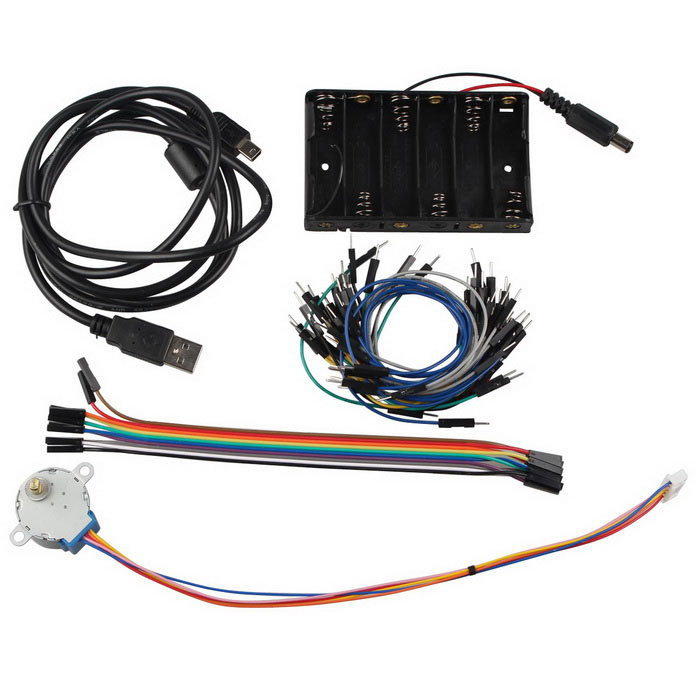 Uno learning kit for arduino with ir lcd relay