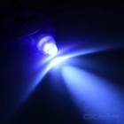 XTAR Mini Cold White Light LED Flashlight Keychain - Purple (1*CR2016)