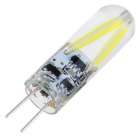 G4 1.5W Neutral White Led Tungsten Lights Bulb Filament AC 12V