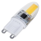 G9 1.6W Dimmable LED Light Bulb Cold White Light 1*1505 COB