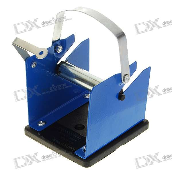 Solder Core Wire Holder - Blue