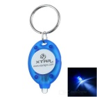 XTAR Mini Cool White Light LED Flashlight Keychain - Blue (1*CR2016)