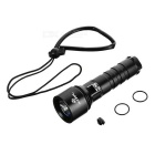 Xtar D06 Diving Flashlight w/ 100m Diving Depth, Magnetic Switch (1*18650 / 1*18700)