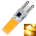 G9 3W 2508 COB 300-350lm 3000K White LED Light (AC 220V)