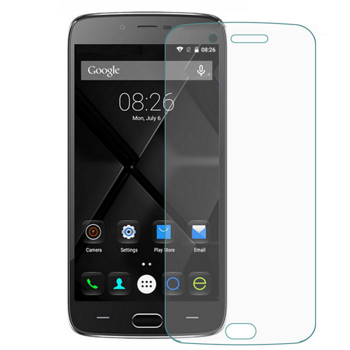 TOCHIC Tempered Glass Screen Protector for DOOGEE Y200 - Transparent