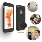 Selfie Anti-Gravity Protective TPU Back Case for IPHONE 6 / 6s  - Black