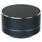 Phone Bluetooth V 3.0 Speaker Support Handsfree, TF Card for IPHONE 5 / 4S / 5S / 5C - Black