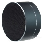 Telefone Bluetooth V 3.0 Speaker Suporte Handsfree, TF para o iPhone 5 / 4S / 5S / 5C - Black