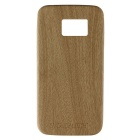 G.D.SMITH Protective Grainy PU Case for Samsung S6 Edge  - Light Brown