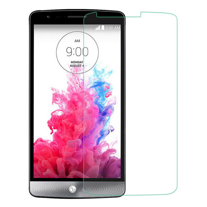 0.2mm Anti-Explosion Screen Protector Film for LG G3 - Transparent
