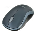 Genuine Logitech M185 Wireless Gaming Mouse w/ Nano Receiver - Black