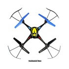 NiHui U807 4CH 2.4G 6-Axis Quadcopter w/ Gyro - Black