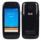 "Elephone Q Android 4.4 Dual-core 3G Mini Phone w/ 2.45"" Screen, ROM 4GB, GPS - Black"