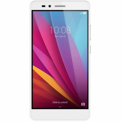 Huawei Honor 5X 16GB Metal Body Unlocked Smartphone-Silver