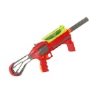 998 150 Bullets Rapid Fire 25m Ultra Long Range Electic Gun Toy for Children - Red