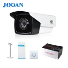 JOOAN 731NRH-P 960P HD 1.3MP ONVIF POE Caméra IP Power Over Ethernet - Blanc + Noir