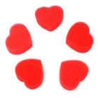 Love Magic Props Sponge Heart - Red (5PCS)
