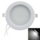 JIAWEN 12W 1200lm 6500K 60-2835 SMD LED White Ceiling Light (AC 85-265V)
