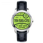 "X1 Android4.4 MTK65723G Smart Watch w/ 1.3"" IPS, Heart-Rate, 512MB RAM, 4GB ROM, GPS - Silver"