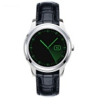 "Android4.4 MTK65723G Smart Watch w/ 1.3"" IPS, Heart-Rate - Silver"