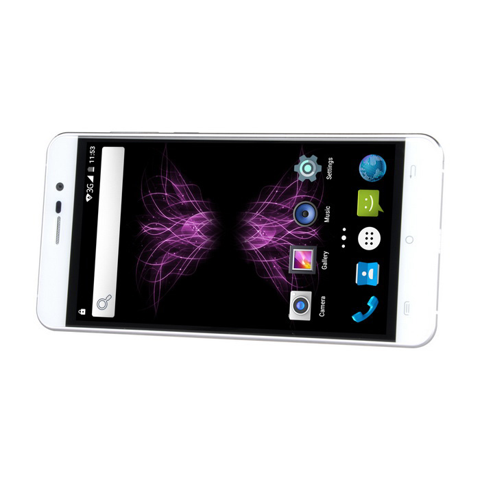 CUBOT Z100 Android 5.1 Quad-core 4G FDD Phone w/ 5.0