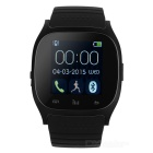 M26S BT Smart Watch w/Message Synchronizatio for IOS & Android - Black