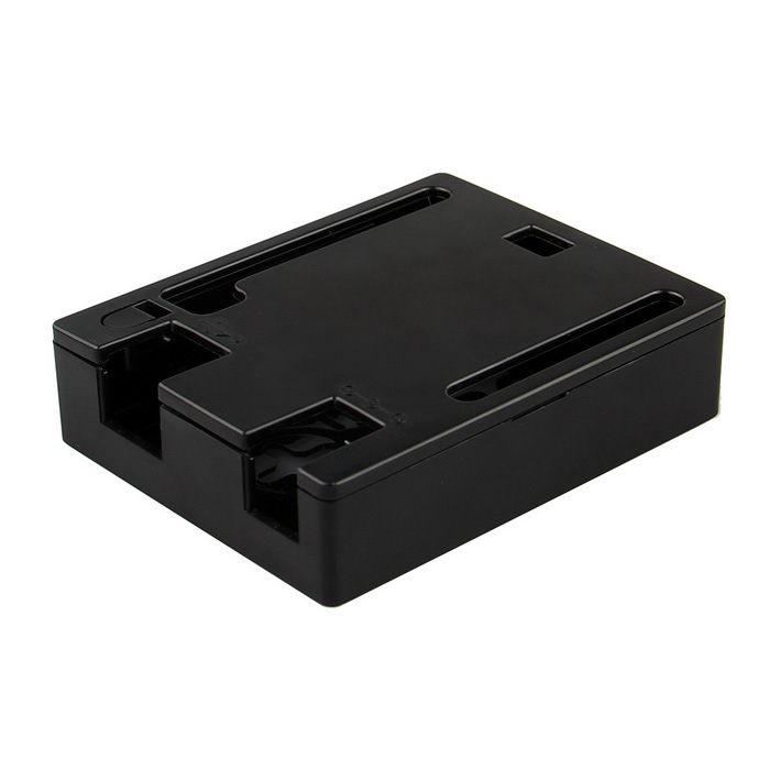 ABS Case / Shell / Enclosure for Arduino UNO R3 - Black