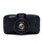 "Junsun 2.7"" LCD FHD 1080P A7 LA70 170' Wide Angle Car DVR Camcorder w/ IR Night Vision / GPS - Black"