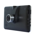 "7"" HD android MT8127A quad-core carro navegador GPS DVR"