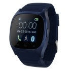 Smart Bluetooth Watch Smartwatch M26S for Android IOS Phone - Blue