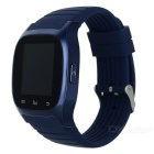 Reloj Smart Bluetooth Smartwatch M26S para Android IOS Teléfono - Azul