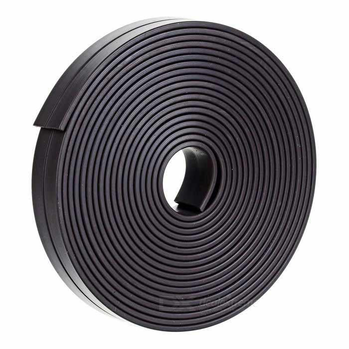 3000*15*2mm DIY Single Sided Flexible Magnetic Strip Tape Rubber Magnet for Office SchoolMagnets Gadgets<br>Form ColorDeep Coffee - 3mMaterialRubber + magnetic powderQuantity1 PieceNumber1Suitable Age 5-7 Years,8-11 Years,12-15 Years,GrownupsPacking List1 x Single sided magnetic tape<br>